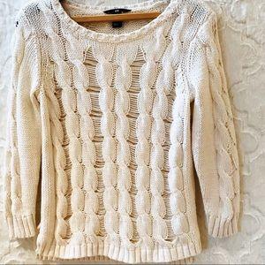 H&M Sweaters - H&M |  Cream Sweater